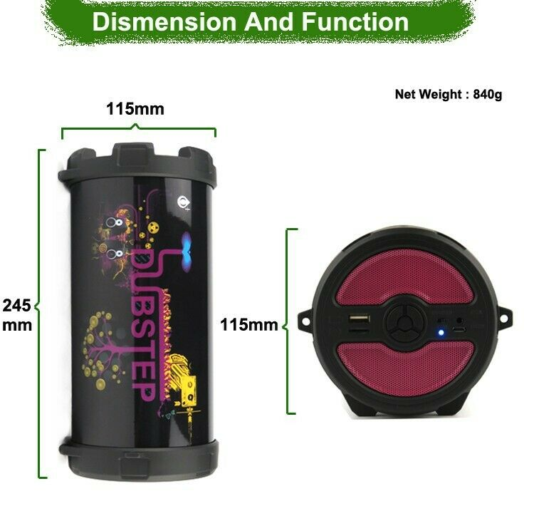 Wireless Bluetooth Speaker - Oneplus model F2748