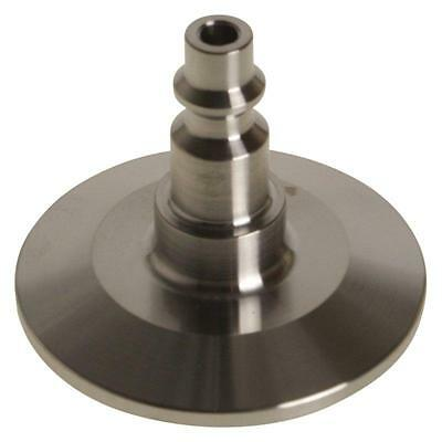 Tri Clamp 1.5 inch x 1 in x 90 Degree x 6 in 3 Pack - Stainless Steel SS304 Glacier Tanks - Racking Arm x 14 in