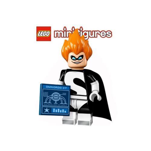 Syndrome Sammelfigur Incredibles Minifig Figur LEGO 71012 Disney Minifiguren