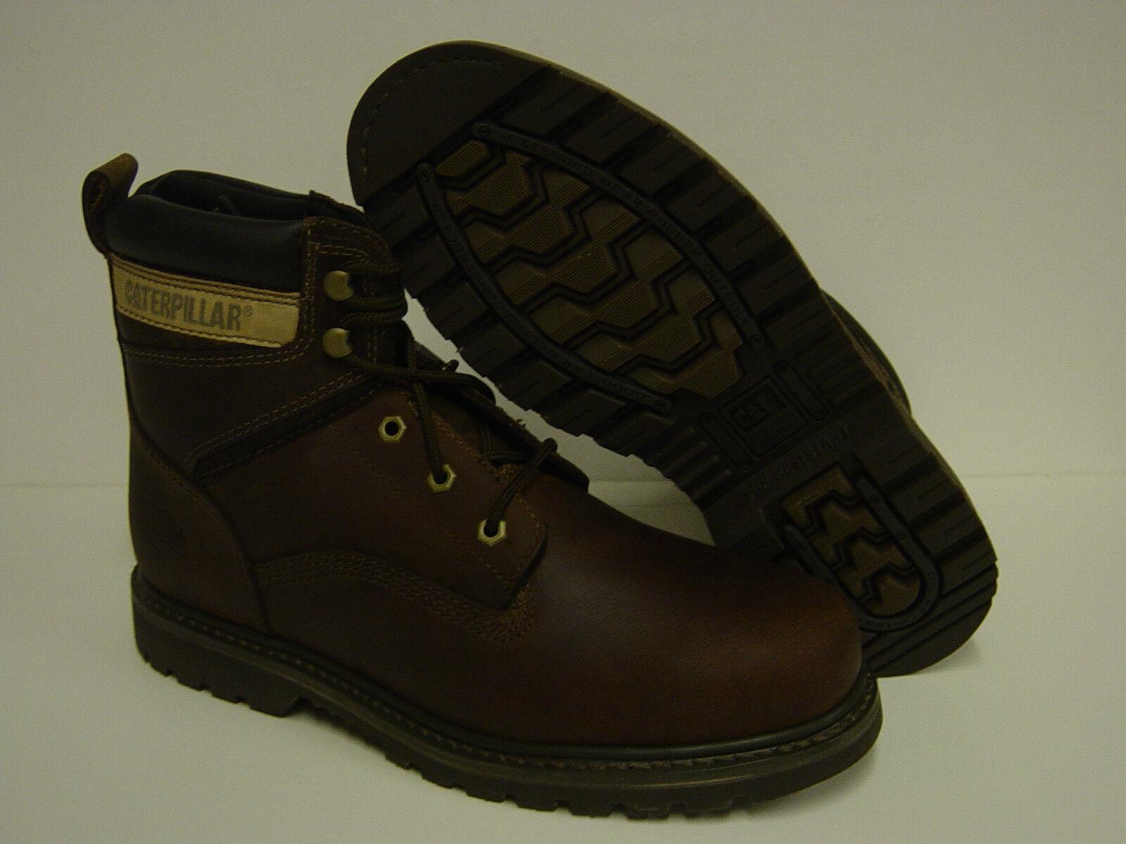 Nuevo Para hombres CATERPILLAR CAT Rangler MR 6  Ancho P73855 Antideslizante botas Zapatos