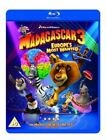 Madagascar 3 - Europe's Most Wanted Blu-ray Very Good DVD Eric Darnell