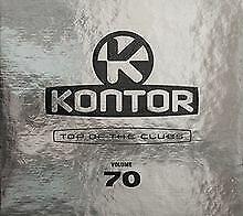 Kontor-Top-of-the-Clubs-Vol-70-von-Various-CD-Zustand-gut