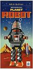 Tin Toys Planet Robot Chrome MS430C Wind up Schylling 15775
