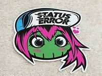 Status Error Girl Hot Bling Trick / Kawaii / Hook Ups / Cute / Jdm / Japan