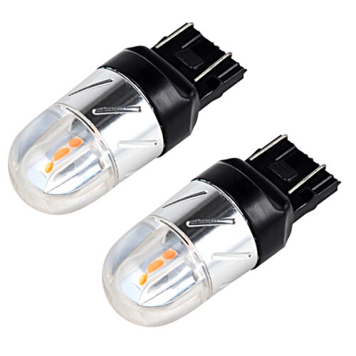 7443 LED Tail Brake Turn Signal Light Bulb For Ford Fusion Transit Connect 10-12