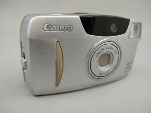 Canon-Sure-Shot-65-Zoom-35mm-Point-amp-Shoot-Film-Camera-PARTS-OR-REPAIR-ONLY
