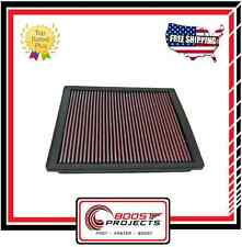 K&N Replacement Air Filter 1999-2004 JEEP GRAND CHEROKEE * 33-2246 *