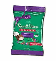 Russell Stover Chocolate Sugar Free Chocolate Covered Coconut