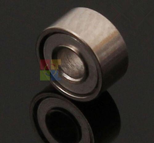 50PCS MR52ZZ 2x5x2.5 mm Miniature Model Bearing 2*5*2.5mm