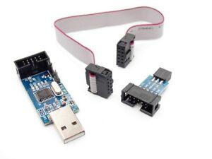 USBASP-USBISP-ISP-Programmer-Cable-Adapter-KK2-0-KK2-1-Atmel-AVR-ATMega-ARDUINO