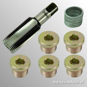 M20x1 5 oil drain screw repair set of 5 screws 10 gasket for Garage repar vite villeurbanne