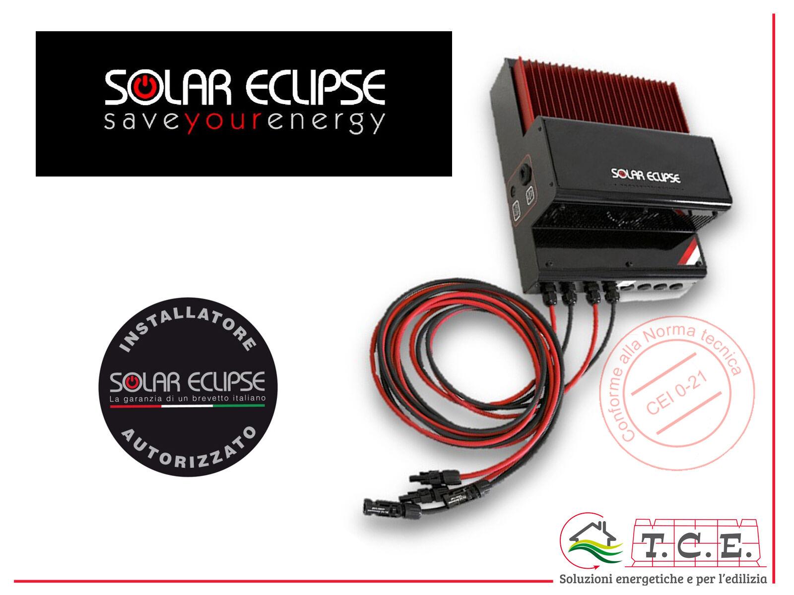 System Inverter accumulation Solar Eclipse Light Photovoltaic Storage retrofit