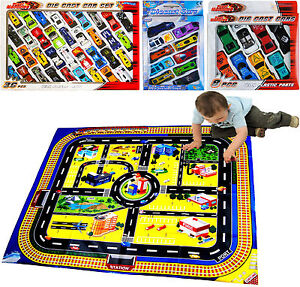 NEW-Die-Cast-F1-Racing-Cars-Vehicle-Play-Set-Toy-Car-Childrens-Boys-or-Play-Mat