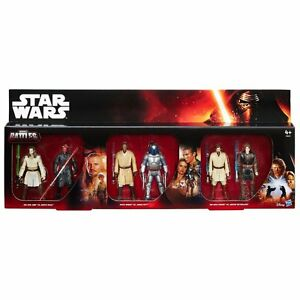 Édition 10cm Wars Hasbro Figurine 1 Pack 6 Episode Exclusive 3 2 Star q00BIFwA