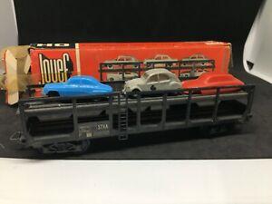 JOUEF-HO-654-wagon-transport-autos-STVA