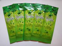5 Designer Skin Aphrodisiac Dark Intensifier Indoor Tanning Lotion Packets