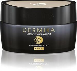 Dermika Mesotherapist naprawczy krem na noc/ Reapir night cream