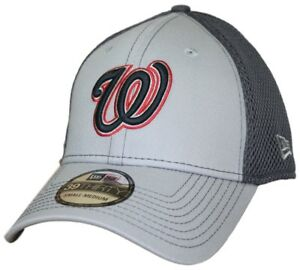 3d61db95599 Image is loading Washington-Nationals-New-Era-MLB-39THIRTY-034-Grayed-