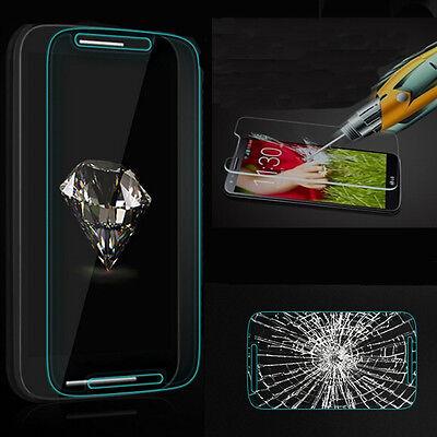 For Motorola Moto G/E/X 9H Premium Real Tempered Glass Film Screen Protector
