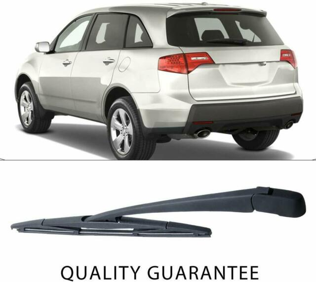 Rear Windshield Wiper Arm Blade Set For Acura MDX 2007