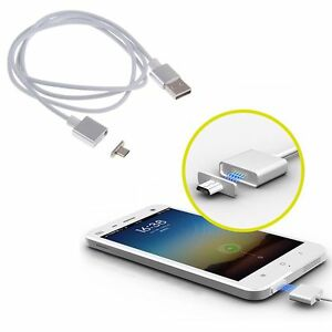 2-4A-Micro-USB-Cable-De-Carga-Magnetico-Cargador-Adaptador-Para-Samsung-Huawei