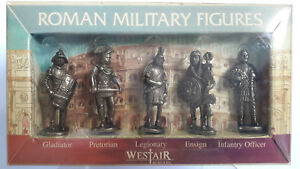 WESTAIR-ROMAN-MILITARY-FIGURES-FIGURINES-MISB