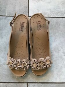 Hotter-Mimosa-Wedge-Sandals-in-Beige-US-Size-8-UK-Size-6-EU-Size-39