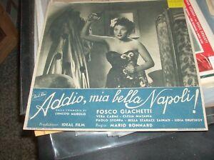 Junggesellenabschied-Mein-Bella-Napoli-Fotobusta-Kleine-Original-1946