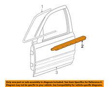 Driver Door Upper Window Molding OEM NEW 2013-2018 Ford Fusion ES7Z16003DA