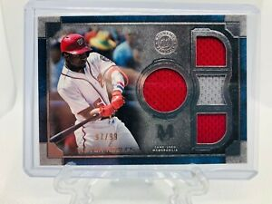 2019-MUSEUM-COLLECTION-VICTOR-ROBLES-99-GAME-USED-JERSEY-WASHINGTON-NATIONALS