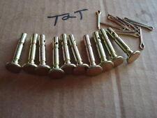 10 Shear cotter pins replaces MTD Cub Cadet Troybilt 738-04124 Snowthrower Blowe