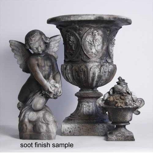 Griffin Capital Display Pedestal Pedestal Pedestal For Garden Urn Statue Orandi-Fiberstone FS68282 fb11ae