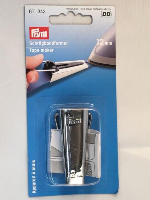 Prym 25 mm Tape Maker for Folding Bias Binding