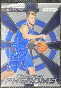 Luka-Doncic-2018-19-Panini-Prizm-Freshman-Phenoms-RC-23-Dallas-Mavericks-Rookie