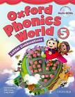 Oxford Phonics World: 5: Student Book with MultiROM by Oxford University Press (Mixed media product, 2013)