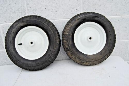 #M4321 Assorted Quantities 480//4.00-8 2 PR WHEELBARROW Tire /& Wheel Assembly