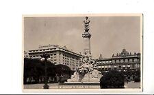 B81438  monumento a colon y casa de gob  buenos aires argentina front/back image