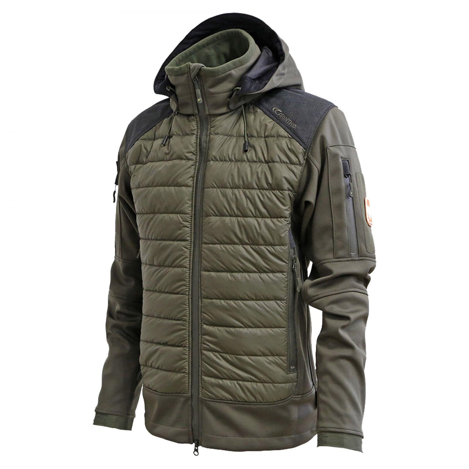 Carinthia G-Loft ISG 2.0 Jacket oliv Neue Version Wärmejacke Softshell G-Loft
