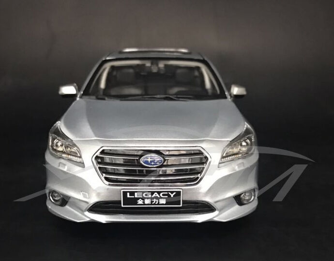1 18 Dealer Edition Subaru Legacy 2016 Die Cast Model