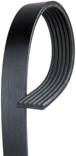 ACDelco 6K408 Professional V-Ribbed Serpentine Belt