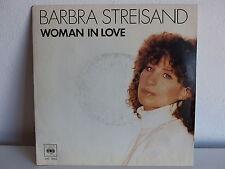 BARBARA STREISAND Woman in love CBS 8966