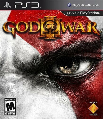 1 of 1 - God Of War III  - Sony Playstation 3 Game