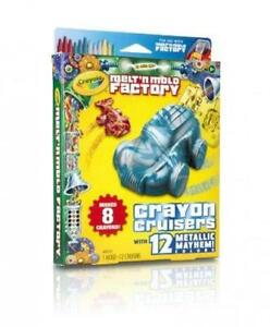 CRAYOLA MELT AND MOULD EXTENSION PACKS