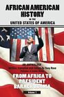 African American History in the United States of America by Amber Communications Group (Paperback / softback, 2010)