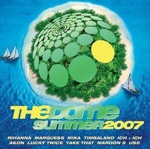 The-Dome-Summer-2007-2-CD-NEU-Hot-Banditoz-Jan-Delay-Amy-Winehouse-Rihanna