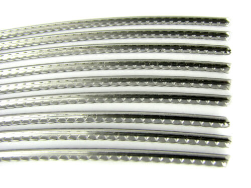 6ft Jescar SUPER JUMBO Stainless Steel Frets//Fret Wire for Guitar /& Bass!