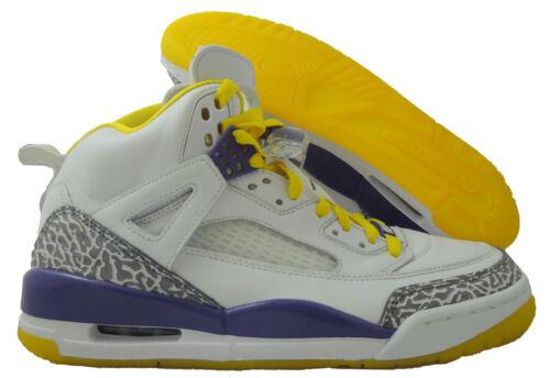992la Jordan paarsSz 9 Id Lakers Spizike Nike goud Air 5 532513 Wit 8vm0NwnO