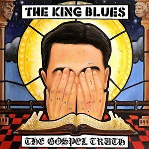 The-King-Blues-Gospel-Truth-New-Vinyl-LP-UK-Import