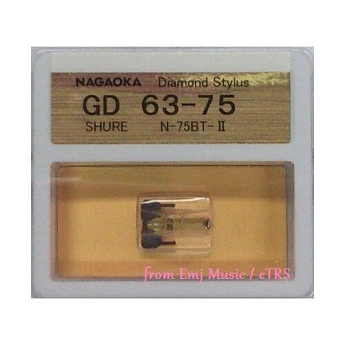 Shure M75-6 precisa de agulha S-l500