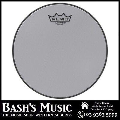 Remo SN-0012-00 12-inch Silentstroke Mesh Drum Head NEW